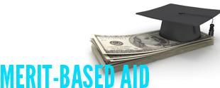 SAT prep merit aid